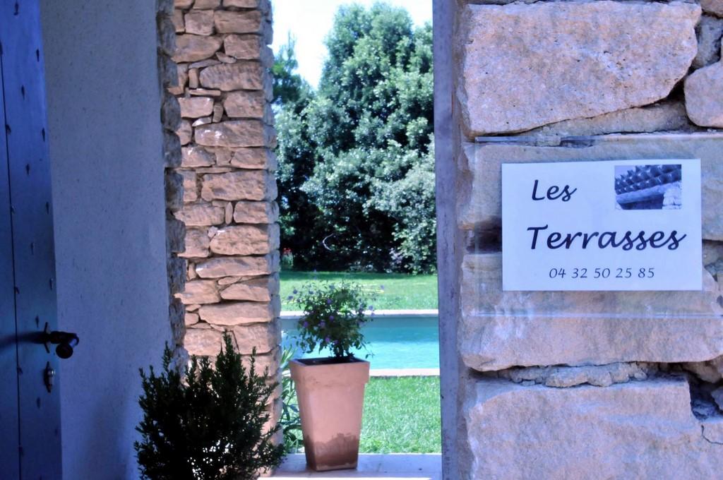 Contacter le propri taire de la maison d 39 h te les - Chambre et table d hote luberon ...