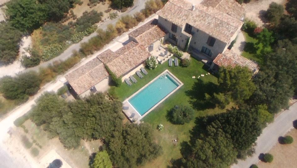 Gordes maison hotes ventana blog - Chambre d hotes avignon piscine ...
